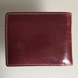 ガンゾ(GANZO)のGANZO ガンゾ  BRIDLE CASUAL 二つ折り財布  45,360円(折り財布)