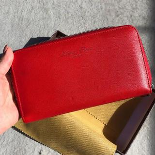 アンドレアロッシ(Andrea Rossi)のAndrea Rossi SF433 Red 長財布(財布)