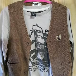 ザラ(ZARA)のロンT&ベスト ZARA TK 100(Tシャツ/カットソー)