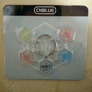 シーエヌブルー(CNBLUE)のCNBLUE ファンクラブ 継続特典 キーホルダー(ミュージシャン)