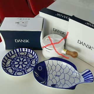 ダンスク(DANSK)のDANSK ダンスク 2点セット(食器)