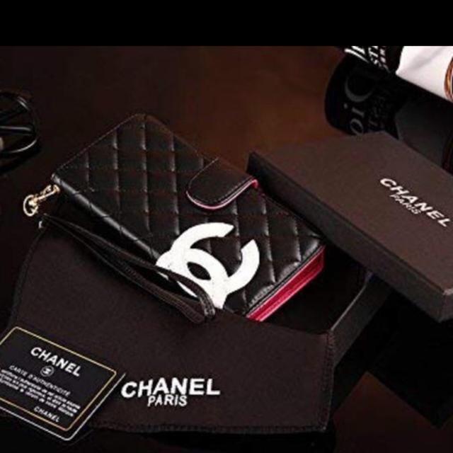 chanel スマホケース iphone7 / CHANEL - ✳️新品 人気iPhoneX✳️スマホケースの通販 by *memi*'s shop|シャネルならラクマ