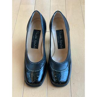 Ernesto Esposito イタリア製 本革 高級靴(ハイヒール/パンプス)