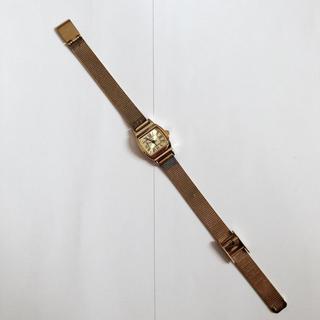 シェルターオリジナル(Shel'tter ORIGINAL)のsheltterノベルティー腕時計(腕時計)