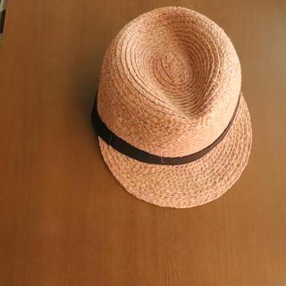 ムジルシリョウヒン(MUJI (無印良品))の無印 ラフィア帽子 (ハット)