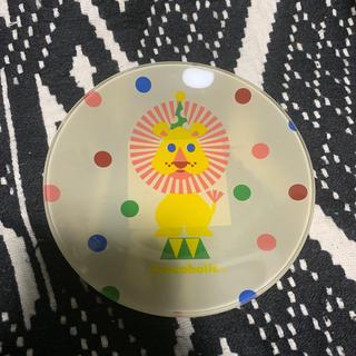 チョコホリック(CHOCOHOLIC)のお値下げ!スイマー☆ライオン柄☆チョコホリック☆ガラスプレート(食器)