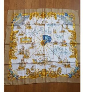 エルメス(Hermes)のHERMES エルメス カレ 90×90 美品(スカーフ)