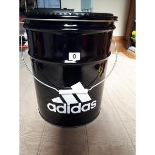 アディダス(adidas)のアディダス缶 缶のみ(小物入れ)