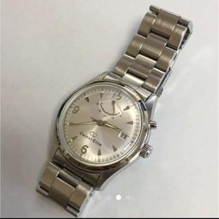 オリエント(ORIENT)の美品 オリエントスター 自動巻き パワーリザーブ(腕時計(アナログ))
