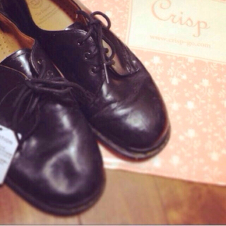 ドクターマーチン(Dr.Martens)のドクターマーチン 古着屋購入♡(ローファー/革靴)