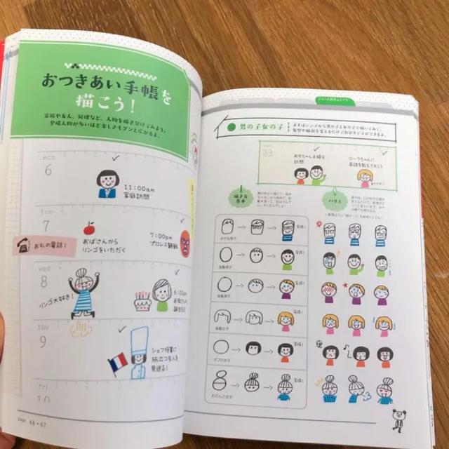 ボールペンでちょこっと手帳イラストの通販 By めめs Shopラクマ