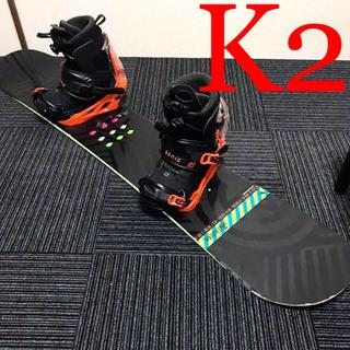 ケーツー(K2)のK2 153メンズスノーボードセット(ボード)