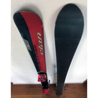 エラン(Elan)のキッズ用スキー板 130cm ELAN(板)