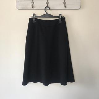 ムジルシリョウヒン(MUJI (無印良品))の無印良品MUJI ウール混スカート(ひざ丈スカート)