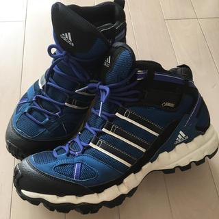 アディダス(adidas)のアディダス 登山靴 25.5センチ(登山用品)