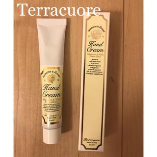 テラクオーレ(Terracuore)のテラクオーレ ジャスミン&ハニーハンドクリーム(ハンドクリーム)