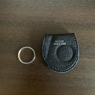 アンユーズド(UNUSED)のUNUSED アンユーズド ピンキーリング 刻印 リング 指輪 9号(リング)