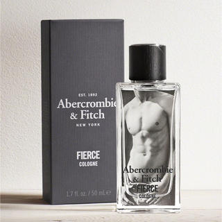 50ml!アバクロFierce Cologne