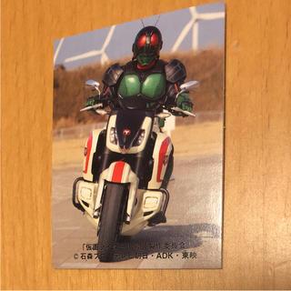 カルビー(カルビー)の仮面ライダーカード1枚(特撮)