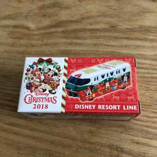 ディズニー(Disney)のディズニーリゾート 2018クリスマス限定トミカ(ミニカー)