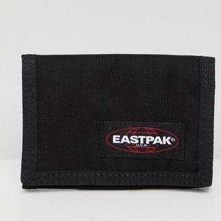 イーストパック(EASTPAK)の新品 送料無料 EASTPAK 財布 ウォレット イーストパック ブラック(折り財布)