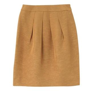 アンタイトル(UNTITLED)の【特価】UNTITLED コクーンスカート タイトスカート スカート(ひざ丈スカート)