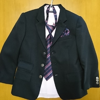 ヒロミチナカノ(HIROMICHI NAKANO)の110cm キッズスーツ(ドレス/フォーマル)