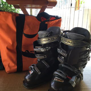 HEAD - スキーブーツ HEAD Edge+8.5 24-24.5cm