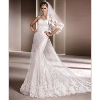 570f4d73fc2dd ヴェラウォン(Vera Wang)のLA SPOSA ウエディングドレス マーメイド(ウェディングドレス)
