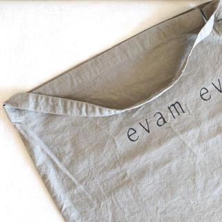 エヴァムエヴァ(evam eva)のevam eva ショップ袋(ショップ袋)