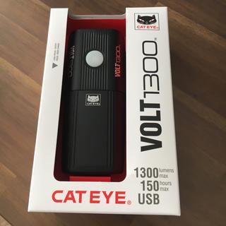 キャットアイ(CATEYE)のキャットアイ/Cateye - Volt 1300 新品未使用 送料無料(パーツ)