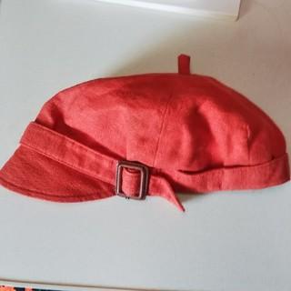 アチャチュムムチャチャ(AHCAHCUM.muchacha)のムチャチャ  りんご  帽子(帽子)