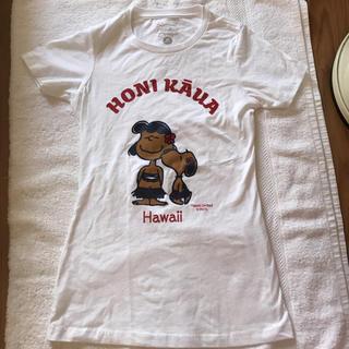 スヌーピー(SNOOPY)のハワイモニSNOOPY Tシャツ(Tシャツ(半袖/袖なし))