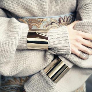 アメリヴィンテージ(Ameri VINTAGE)のameri  vintage folding metal bangle(ブレスレット/バングル)