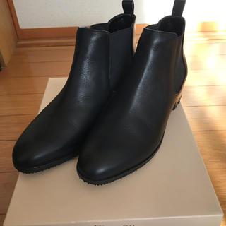 オデットエオディール(Odette e Odile)の【新品】オデットエオディール サイドゴアブーツ(ブーツ)