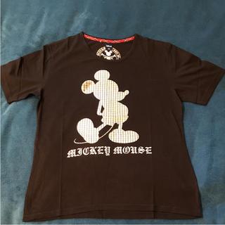 ディズニー(Disney)の美品 送料無料 ミッキーマウス Tシャツ(Tシャツ/カットソー(半袖/袖なし))