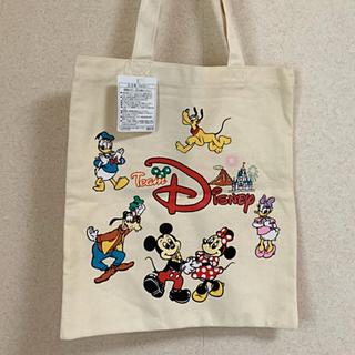 ディズニー(Disney)のチームディズニー トートバッグ 新品タグ付き(トートバッグ)