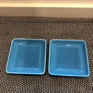ハサミ(HASAMI)の新品 未使用 波佐見焼 natural69 角皿(食器)