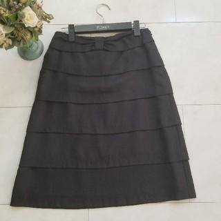 バーニーズニューヨーク(BARNEYS NEW YORK)のバーニーズニューヨーク スカート 38(ひざ丈スカート)