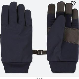 ユニクロ(UNIQLO)のヒートテックライナーファンクショングローブ(手袋)