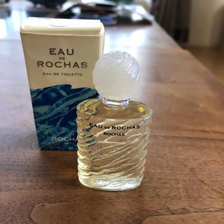 ロシャス(ROCHAS)のロシャス  オー デ トワレ 10ml 未使用品(香水(女性用))