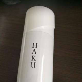 ハク(H.A.K)のHAKU  メラノディフェンスパワライザー  薬用美白泡状乳液  120g(乳液 / ミルク)