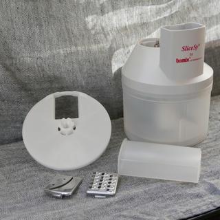 バーミックス(bamix)のバーミックスM300用スライシー+ディスク(調理道具/製菓道具)