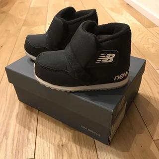 ニューバランス(New Balance)のニューバランス  FB996S S2I  キッズ用ブーツ  ブラック 14センチ(ブーツ)
