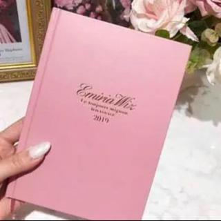 エミリアウィズ(EmiriaWiz)のEmiriawiz エミリアウィズ  手帳2019(手帳)