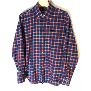 カンサイヤマモト(Kansai Yamamoto)のKANSAI JEANS チェック ボタンダウンシャツ(シャツ)