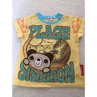 シシュノン(SiShuNon)のシシュノン  80  ティーシャツ ビーチ(Tシャツ)