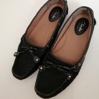 クラークス(Clarks)の[qq様専用]   Clarksハラコローファー[23㎝](ローファー/革靴)