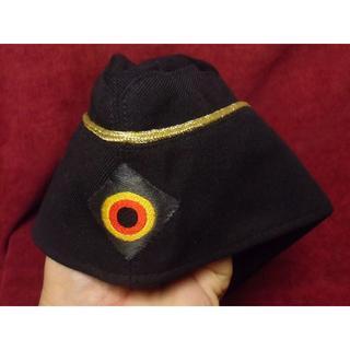 BW/ドイツ軍・連邦軍*海軍*将官・将校略帽*59cm*ジャンク品(実物)(戦闘服)