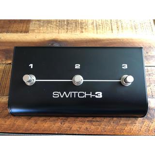TC HELICON / Switch3(エフェクター)